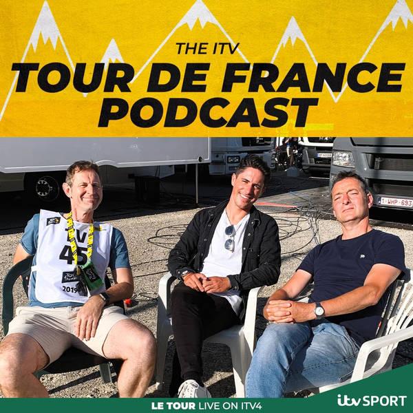 Tour de France Podcast 2019: Stage 5