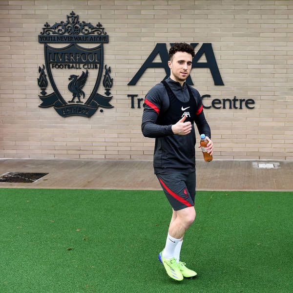 The Liverpool.com Podcast: Liverpool's Diogo Jota-shaped hole that's leaving title hopes in tatters