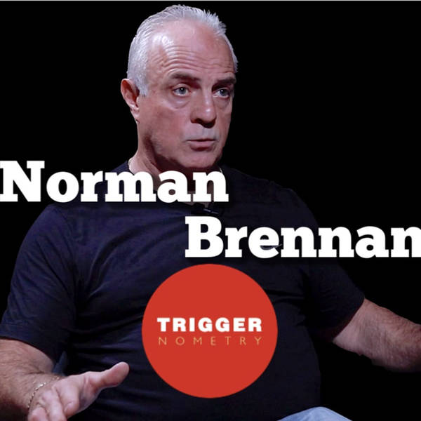 Norman Brennan on Knife Crime and Chaos on the Streets