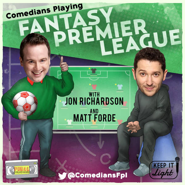 *COMING SOON* Comedians Playing Fantasy Premier League Football with Jon Richardson and Matt Forde