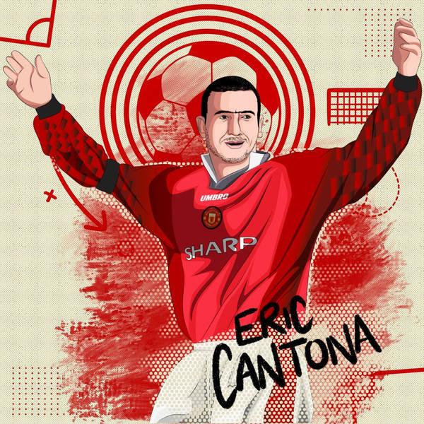 Episode three: Eric Cantona