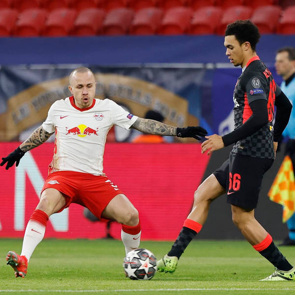 RB Leipzig star Angelino on Liverpool, Trent 'weakness' and how Guardiola 'killed' him