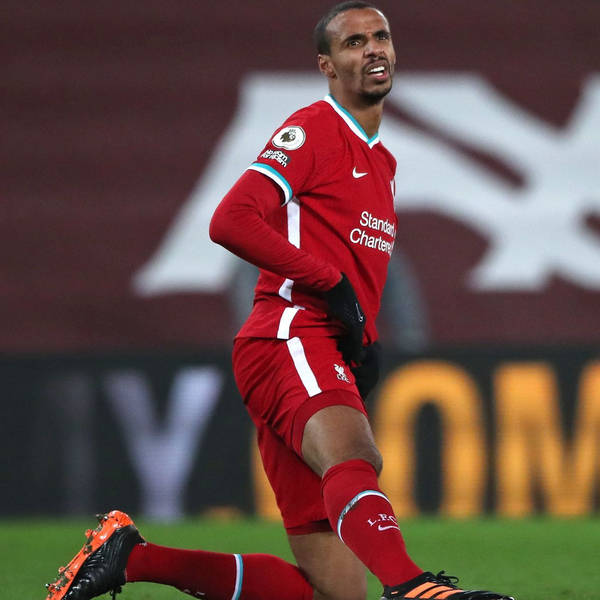 Blood Red: Joel Matip's latest injury setback leaves Liverpool with clear January transfer need