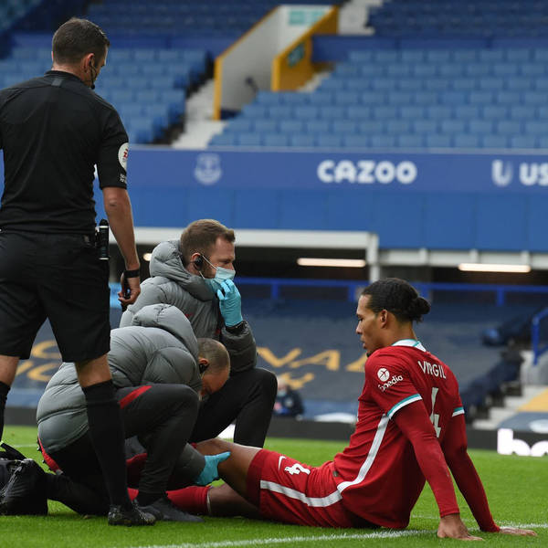 Liverpool's injury crisis | Expert's view | Former Reds' Physio Dave Galley on van Dijk & knee injury recovery