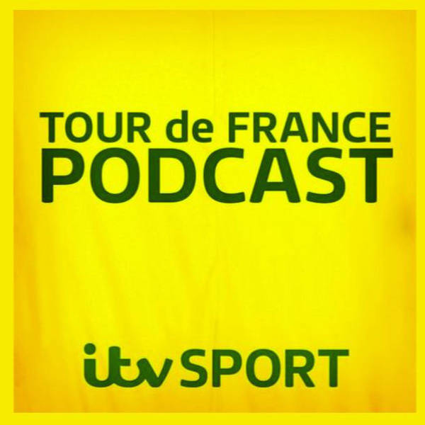 ITV Sport Tour de France Podcast: Stage 4