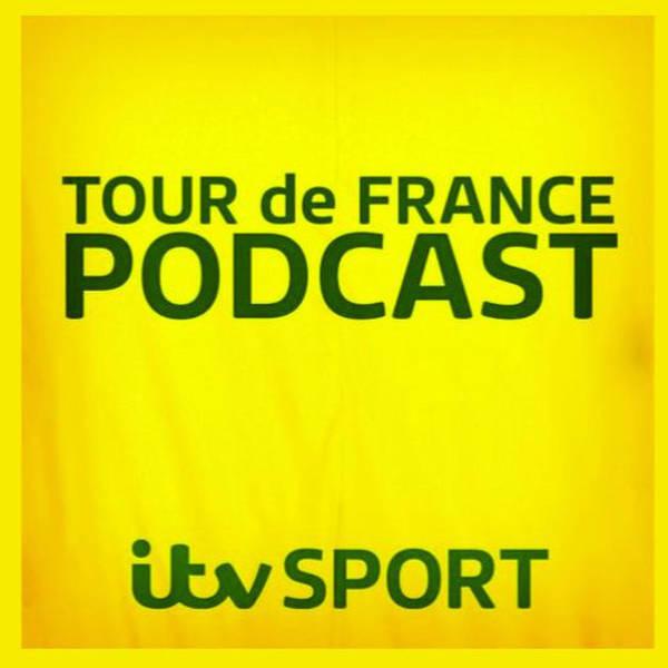 ITV Sport Tour de France Podcast: Stage 16