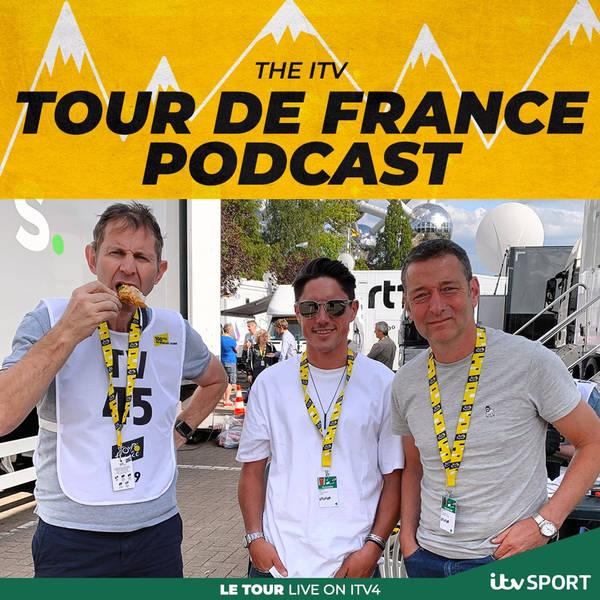 Tour de France Podcast 2019: Stage 2