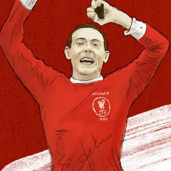 Tribute to Ian St John and the legacy the Liverpool legend leaves behind