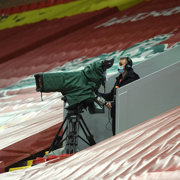 Blood Red: Forget Man City & Spurs - are TV broadcasters Liverpool's biggest Premier League title rival?
