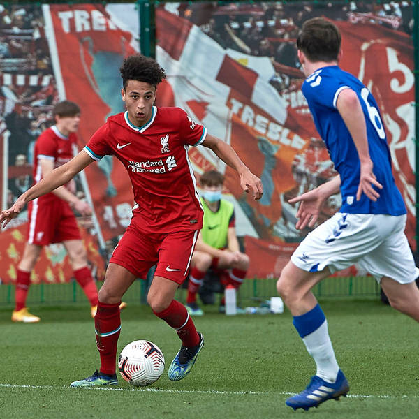 The Academy Show: Mateusz Musialowski's late winner, Kaide Gordon impressing and Liverpool denied UEFA Youth League chance