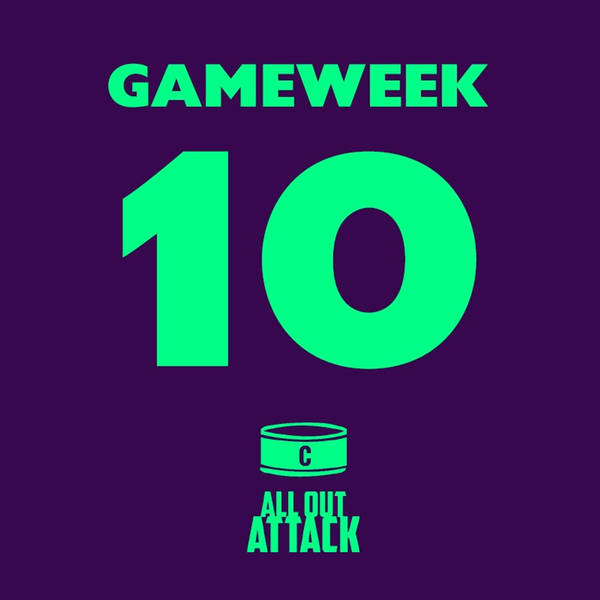 Gameweek 10: Man United Analysed, Vardy Party Is On & GW10 Preview