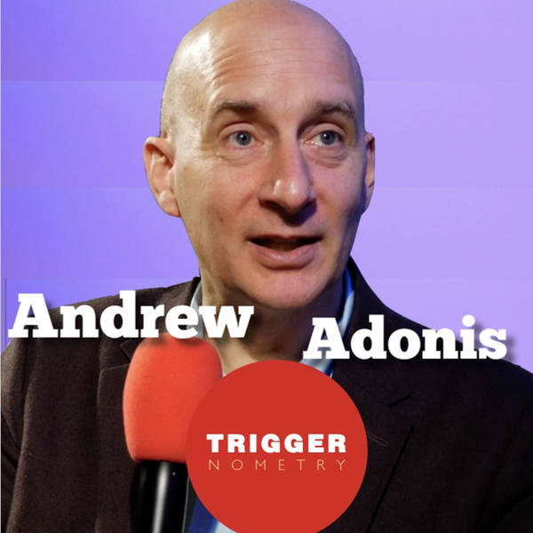 """Lord Andrew Adonis: """"No Deal Brexit is a Fraud"""""""