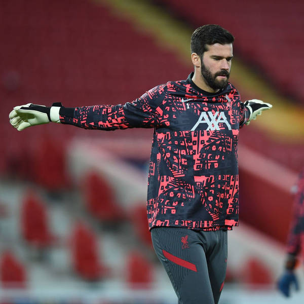 Blood Red: It's beginning to look a lot like...a title race   Alisson & Ox back in contention ahead of Reds' visit to Fulham