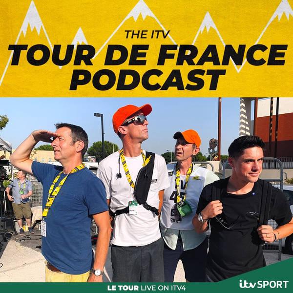 Tour de France Podcast 2019: Stage 16