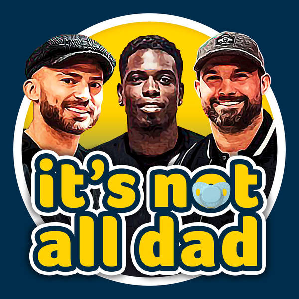 It's Not All Dad image