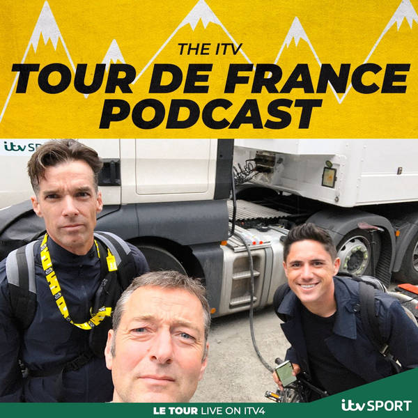 Tour de France Podcast 2019: Stage 19