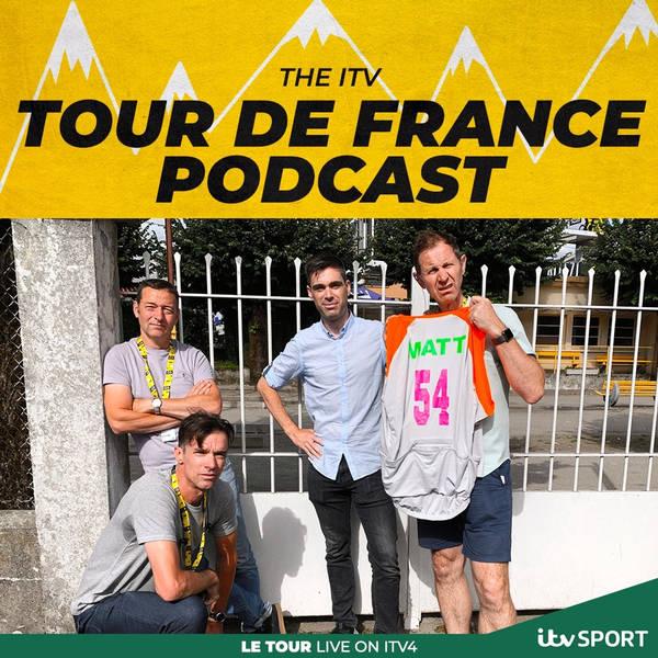 Tour de France Podcast 2019: Stage 12