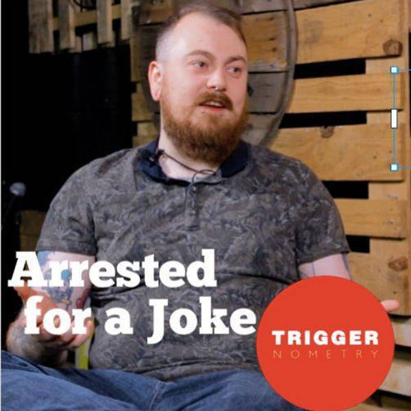 Count Dankula on Being Arrested for a Joke (on location at Backyard Comedy Club)