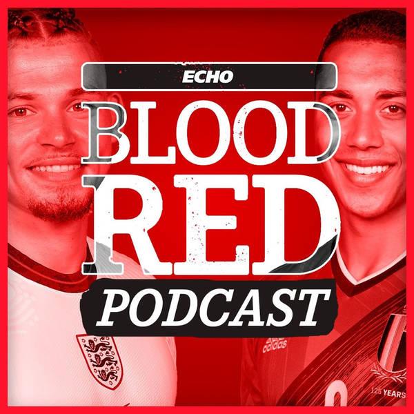 Blood Red: Liverpool's Wijnaldum replacement   Phillips, Tielemans, Neuhaus