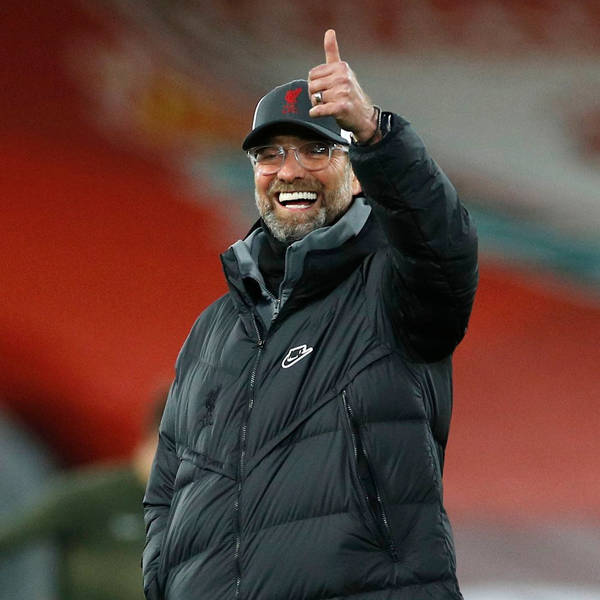Blood Red: Liverpool v Manchester City Preview | Pep Guardiola takes pop at Jurgen Klopp ahead of Anfield clash