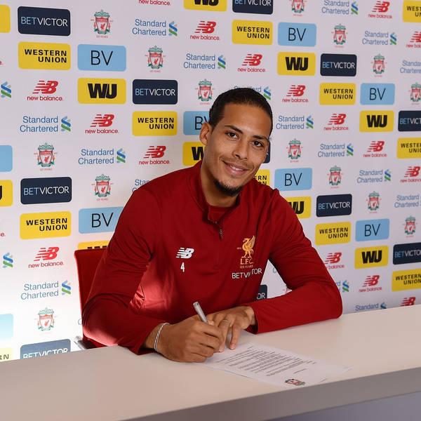 The Agenda: Liverpool best January transfer signings   van Dijk, Suarez, Coutinho