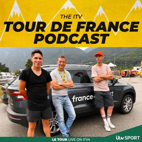Tour de France Podcast 2019: Stage 18
