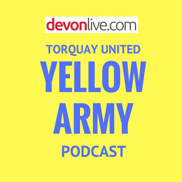 The Torquay United Yellow Army Podcast image