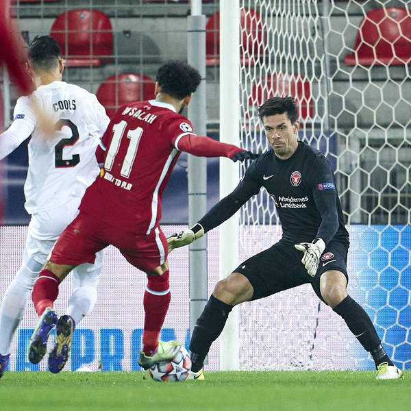 Post-Game: FC Midtjylland 1-1 Liverpool   Salah surpasses Gerrard's European goalscoring exploits on record-setting night for Reds