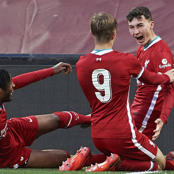 The Academy Show: Mateusz Musialowski and Max Woltman impress as Jurgen Klopp watches FA Youth Cup success