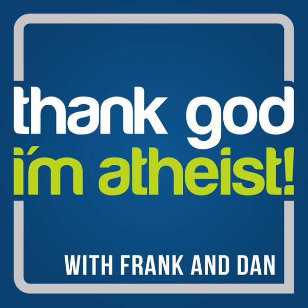 Thank God I'm Atheist image