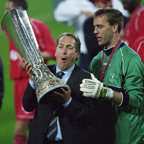 Blood Red: Remembering Liverpool's Treble-winning manager Gerard Houllier