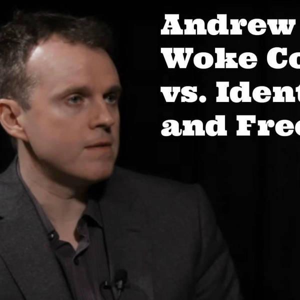 Andrew Doyle on Woke Comedy, Left vs Identity Politics and Free Speech