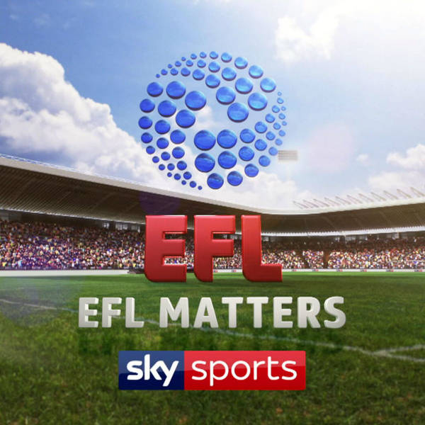EFL Matters - Clinton Morrison and Keith Andrews