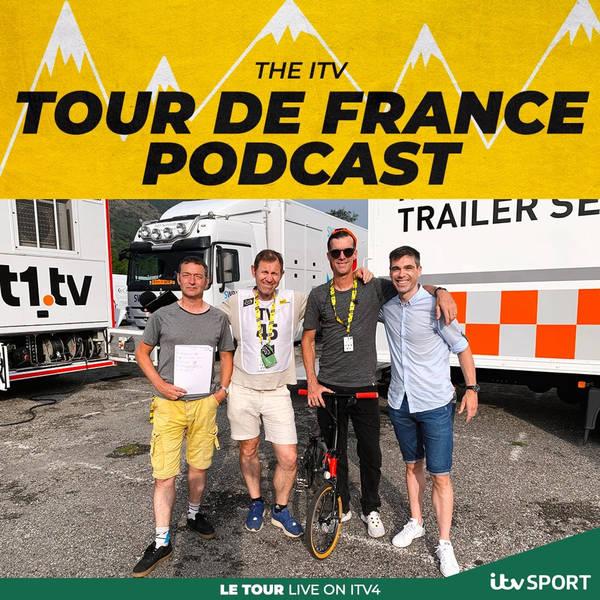 Tour de France Podcast 2019: Stage 15