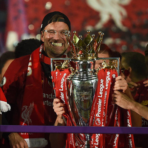 Allez Les Rouges-Poetry in Motion Christmas special: The year Jurgen Klopp put Liverpool back on their perch
