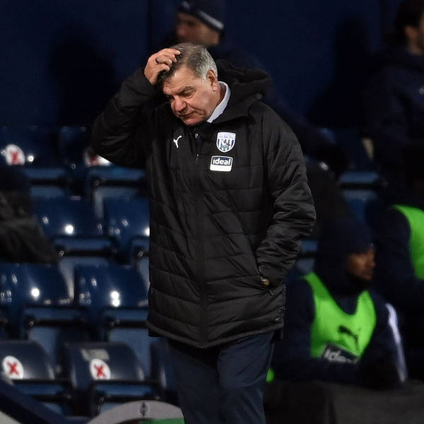 Behind Enemy Lines: Big Sam in to firefight against relegation with West Brom - but Reds in no mood to share Christmas joy!