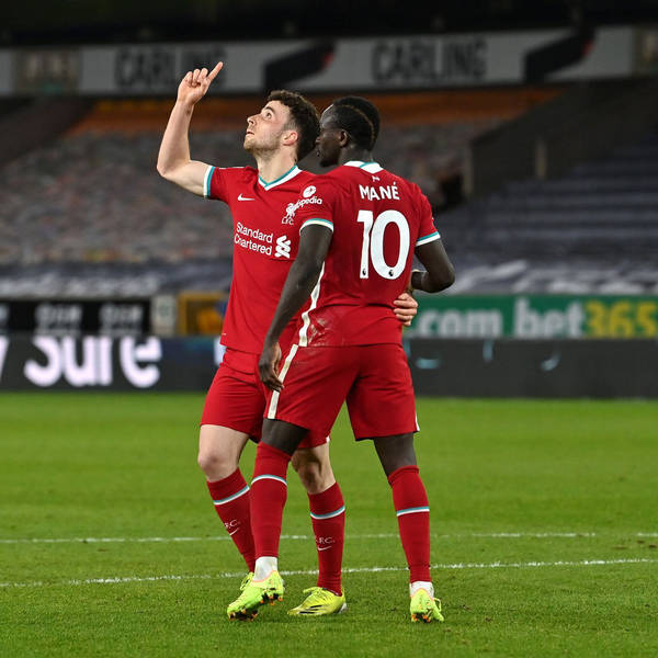 Post-Game: Wolves 0-1 Liverpool   Diogo Jota the hero as Reds prove they're still in hunt for European qualification