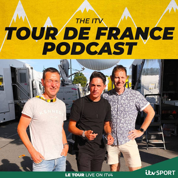 Tour de France 2019 Podcast: Stage 3