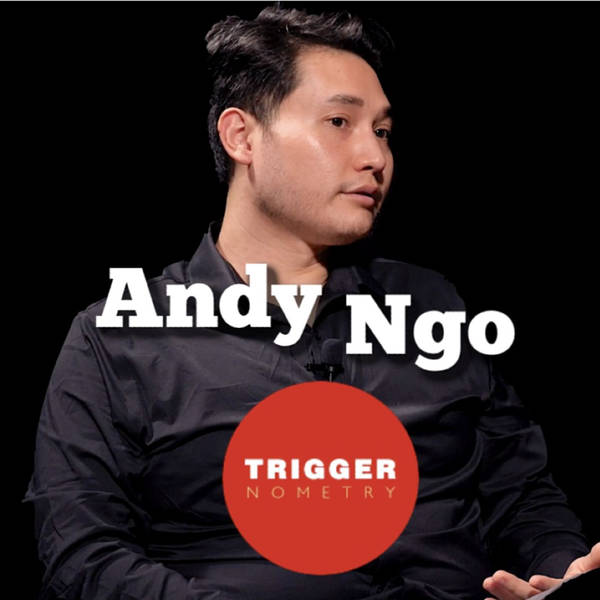 Andy Ngo on Antifa and Political Violence