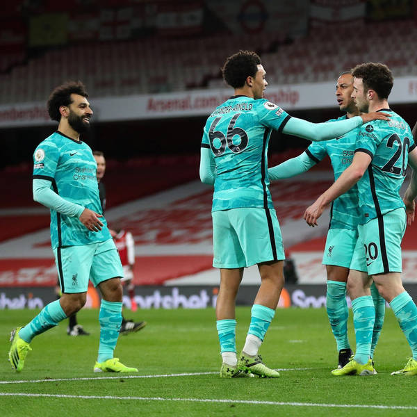 Post-Game: Arsenal 0-3 Liverpool   Trent puts down a marker in the capital as Reds eye late charge for top four