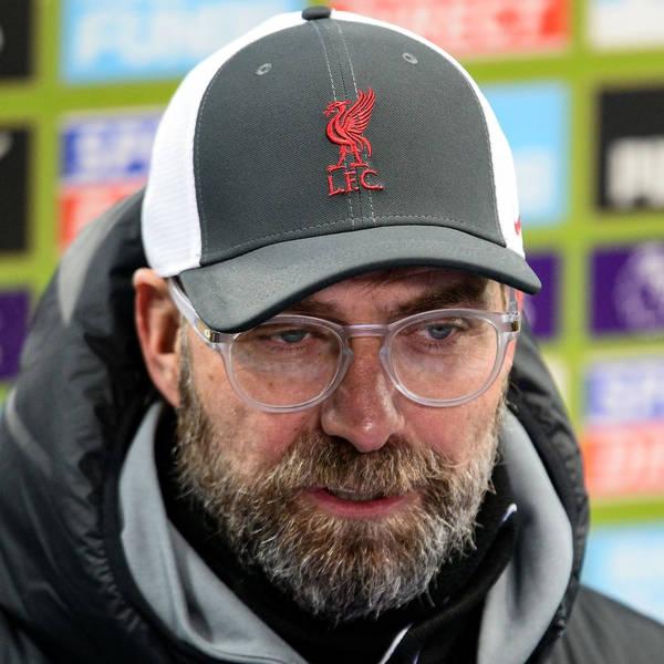 Press Conference: Jurgen Klopp asked about Premier League 'circuit breaker' and Virgil van Dijk progress