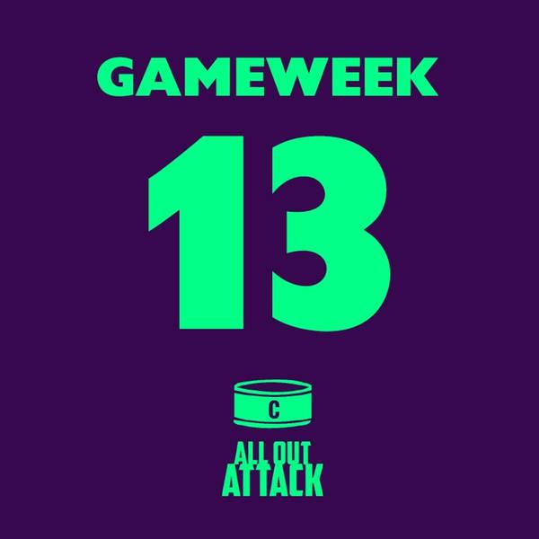 Gameweek 13: Secret Top Scorers, Most Selected Analysis & GW13 Preview