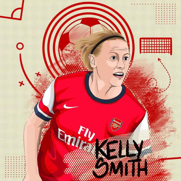 Episode six: Kelly Smith