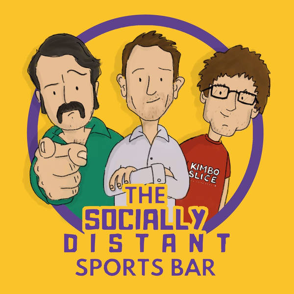The Socially Distant Sports Bar image