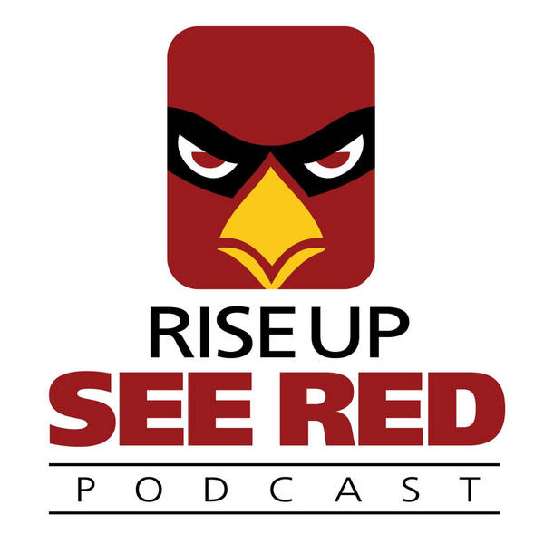 The Rise Up, See Red podcast image