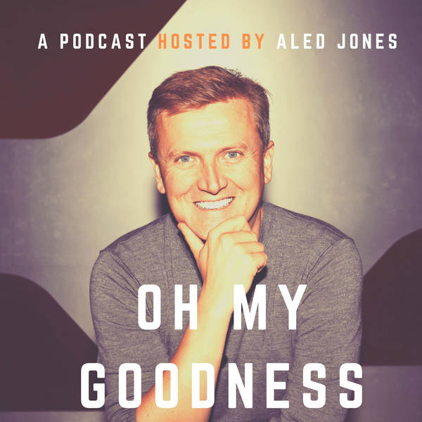 Oh My Goodness with Aled Jones image