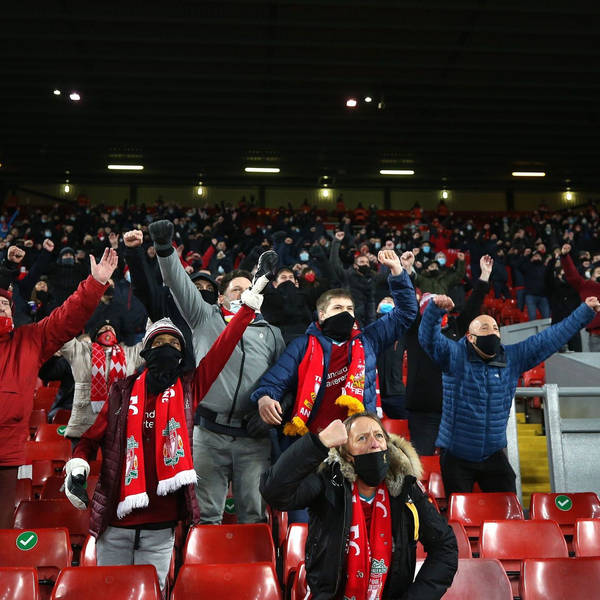 Post-Game: Liverpool 4-0 Wolves   Champions put on a show for returning fans at Anfield with Salah, Wijnaldum and Matip in on the action