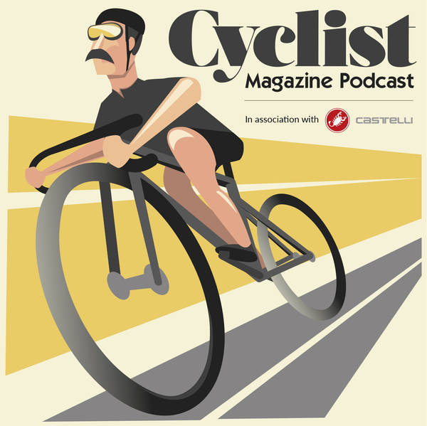 Cyclist Magazine Podcast image