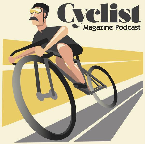 Cyclist Magazine Podcast image