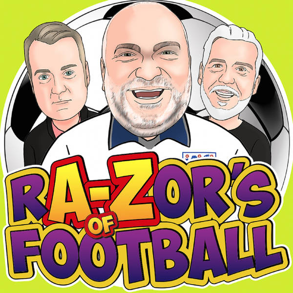 Razors A to Z Of Football - A
